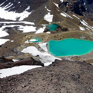Tongariro National Park - motorhome hire nz