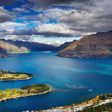 queenstown - motorhome rentals nz